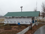 New WCMG Building at Fiddlers Grove gets a roof
