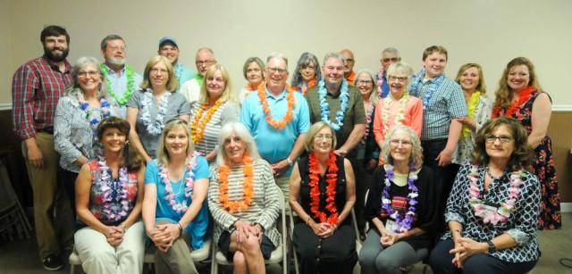 Wilson County Master Gardener Intern Class of 2019